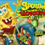 SpongeBob Motocross Screenshot