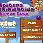 Spiters Annihilation Level Pack Screenshot