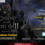 Legend of the Void 2 Screenshot