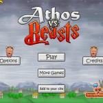 Athos vs. Beasts Screenshot