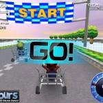 Mario Cart Screenshot
