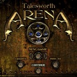 Talesworth Arena: Death Watch Screenshot