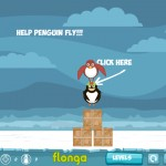 Flying Penguins Screenshot