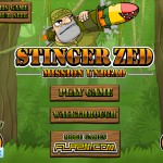 Stinger Zed: Mission Undead Screenshot