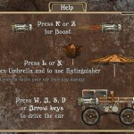 SteamPunk Truck Race Screenshot