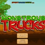 Monstrous Trucks Screenshot