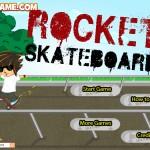 Rocket Skateboard Screenshot