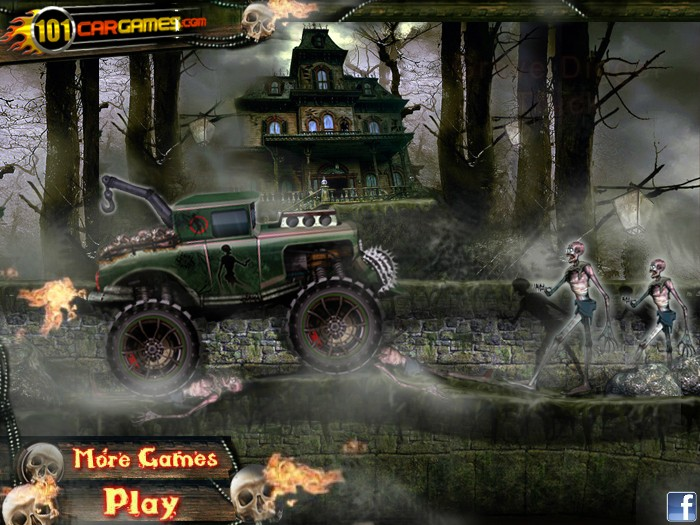 Grave Digger Games For Free