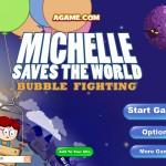 Michelle Saves the World Screenshot