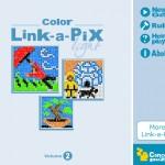 Color Link-a-Pix Light Vol 2 Screenshot