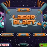 Laser Blast Screenshot