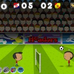 Flick Headers Euro 2012 Screenshot