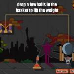 Cannon Basketball Screenshot