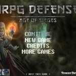 JRPG Defense: Age of Sieges Screenshot