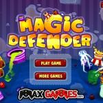 Magic Defender Screenshot