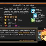 Monster Saga Screenshot