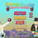 Energy Physics: Robots Rebellion Screenshot