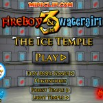 Fireboy and Watergirl: The Ice Temple Screenshot