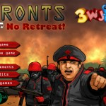Fronts: No Retreat! Screenshot