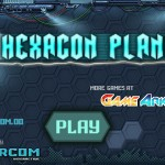 Hexagon Planet TD Screenshot