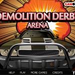 Demolition Derby Arena Screenshot