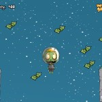 Zombie Head Moon Screenshot