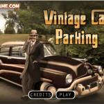 Vintage Car Parking Screenshot