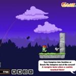 Zombies vs Vampires Screenshot