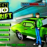 Ben 10 Drift Screenshot