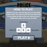 Police Car Parking 3D Screenshot