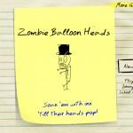 Zombie Balloon Heads Screenshot