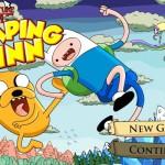 Adventure Time: Jumping Finn Screenshot