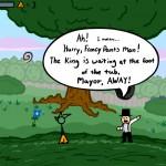 Fancy Pants Adventures: World 3 Screenshot