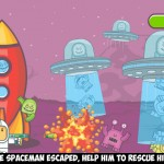 Spaceman vs Monsters Screenshot