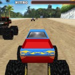 Monster Race 3D Screenshot