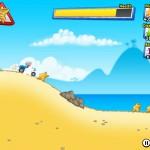 Cara`s Dune Buggy Dash Screenshot